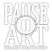 pause art logo