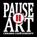 Pause art – Le ceramic art café au Luxembourg Logo